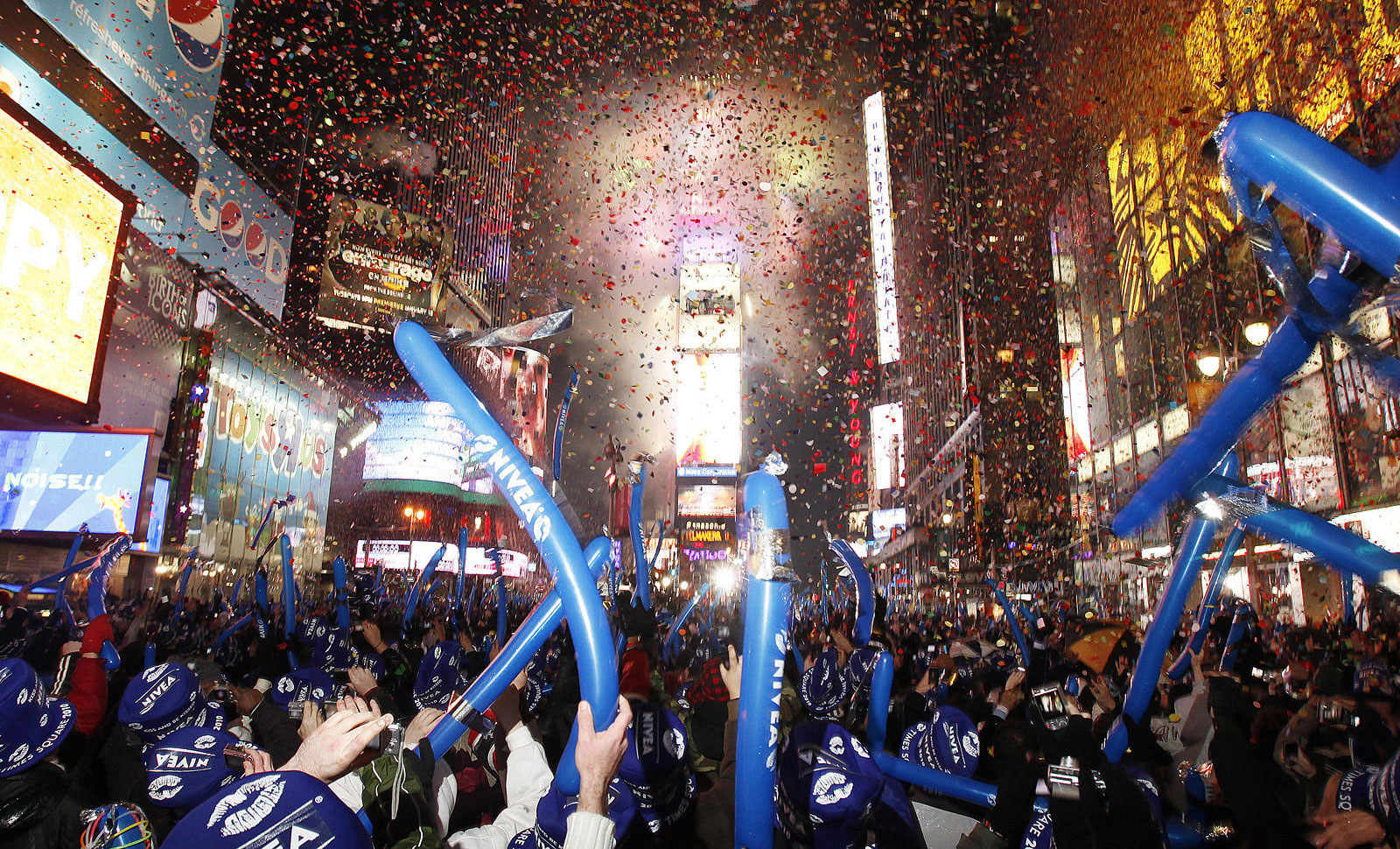 New Years Eve Photos From Around The World