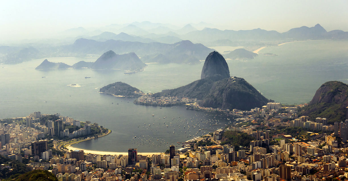 Top 5 Must do Tourist Activities in Brazil
