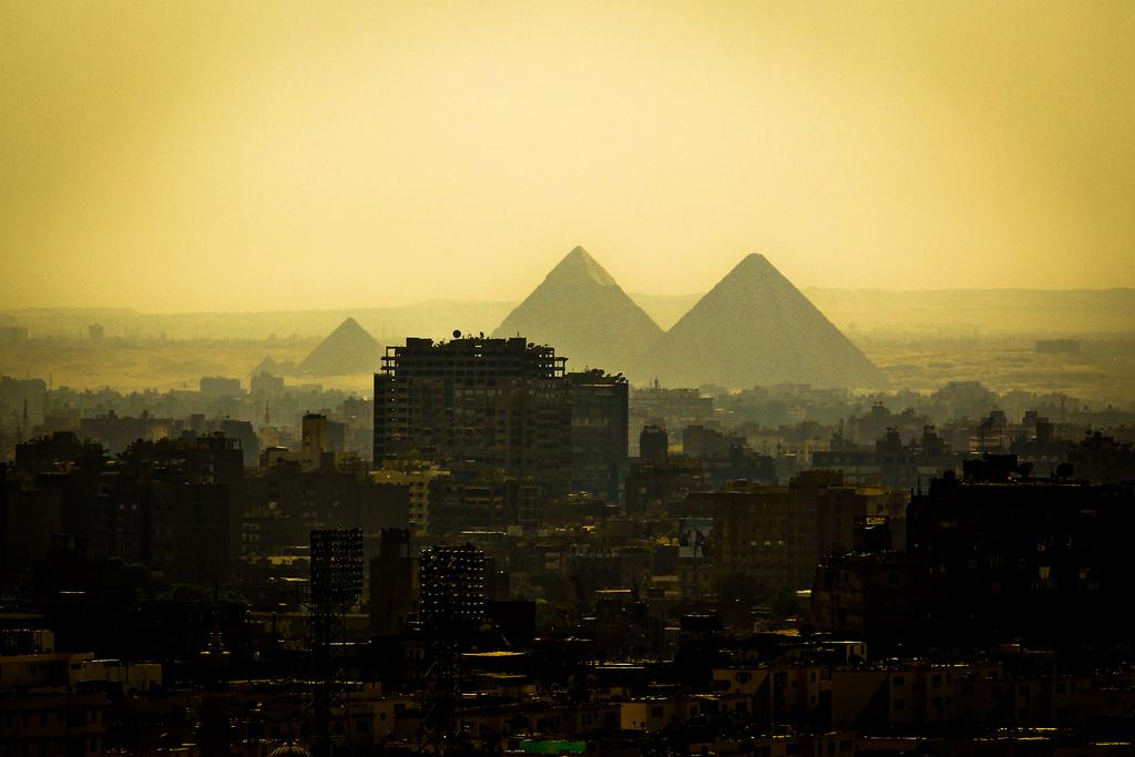 VAGABONDING CAIRO, EGYPT
