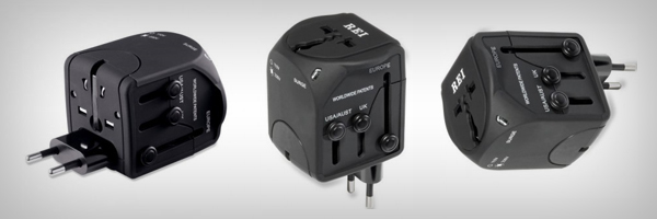 GEAR : Multination Travel Adapter