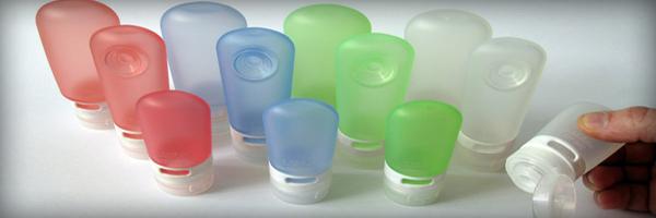 GEAR : Humangear GoToob Bottles