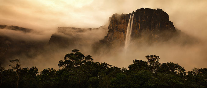 DESTINATION : Angel Falls