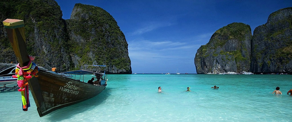DESTINATION : Koh Phi Phi & Maya Bay