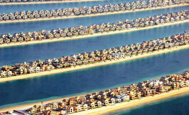 DESTINATION : Palm Jumeirah Residences