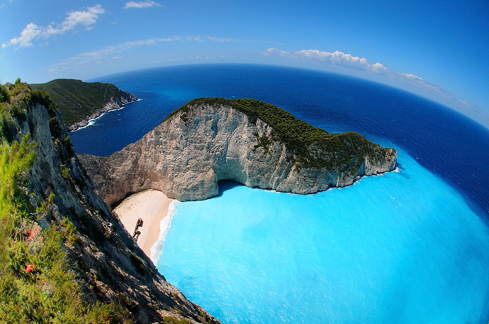 DESTINATION : Navagio Beach