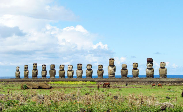 DESTINATION : Easter Island