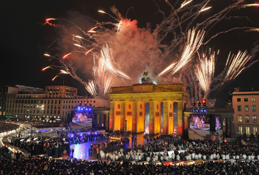 NEW YEARS EVE BERLIN