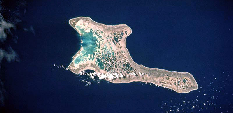 2014 Will Literally Start At Kiritimati Island