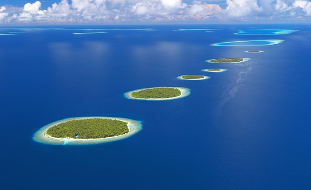 DESTINATION : Baa Atoll