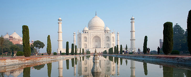 DESTINATION : Taj Mahal