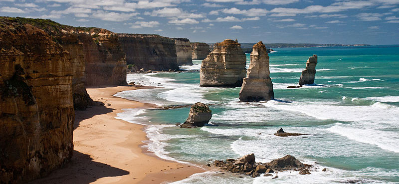 DESTINATION : The Twelve Apostles