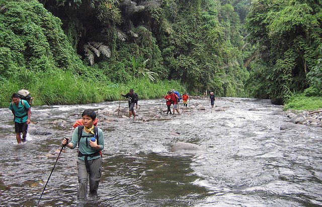 The Most Basic Gear To Bring River Trekking