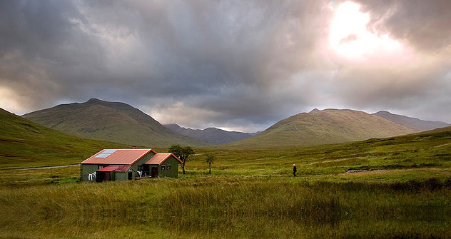 Glen Affric Hostel Is The Most Remote Hostel in the World