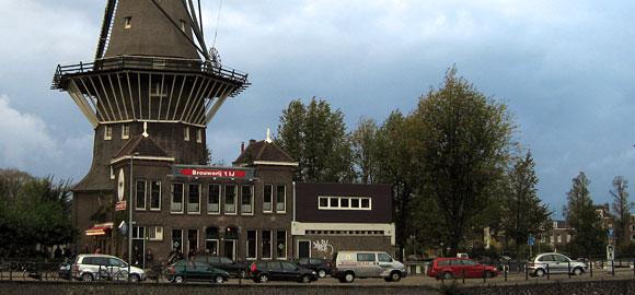 Vagabonding Brouwerij 't IJ, Amsterdam