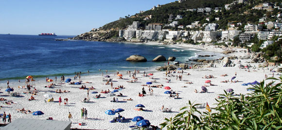Clifton Beaches,-Cape Town