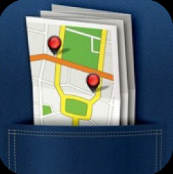 City Maps 2 Go iPhone App for Vagabonding