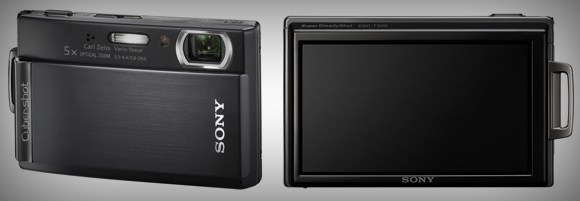 Sony Cyber-Shot Series for Backpacking Travel