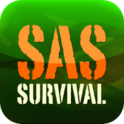 SAS Survival Guide iPhone App for Vagabonding