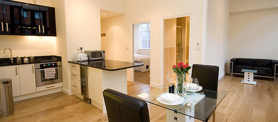 Serviced Apartments for Vagabonding and Business