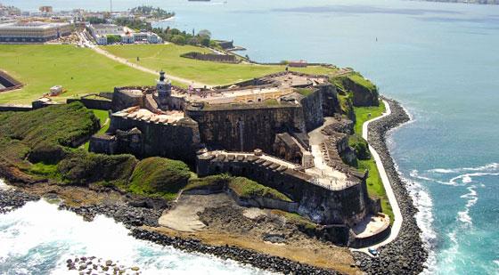 Travel to Castillo de San Felipe del Morro, Puerto Rico