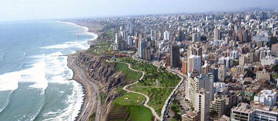 Study Abroad in Lima, Peru, South America