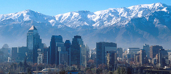 Study Abroad in Santiago, Chile