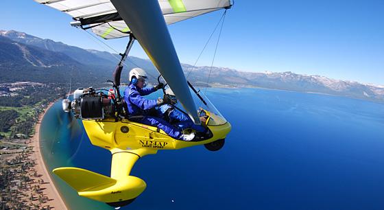 Travel to Lake Tahoe for Ski, Beach or Sky