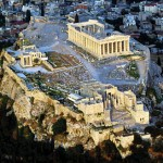 Travel to Acropolis, Greece