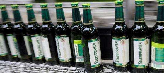 Staropramen Brewery, Prague, Czech Republic