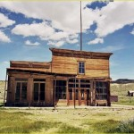 Bodie Ghost Town, California