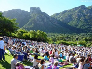 Kirstenbosch Botanical Gardens, South Africa