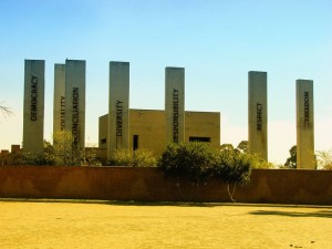 Apartheid Museum, South Africa