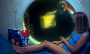 Jules Underwater Lodge - Florida Keys, USA