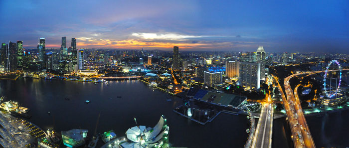 Top 5 Tourist Attractions in Singapore