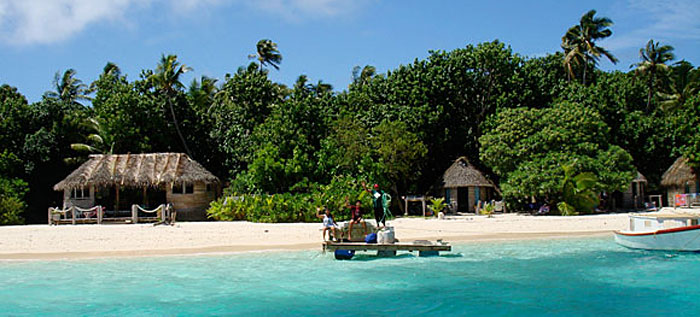 Top 5 Exotic Island Getaways