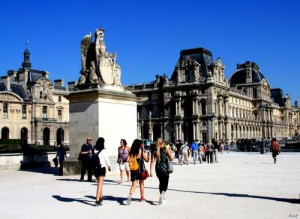 Walking Tour of Paris
