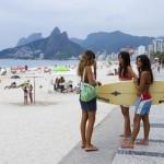 Rio de Jeneiro Beach