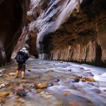 Trekking the Narrows
