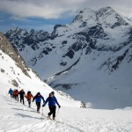 Trekking the Haute Route