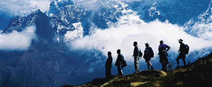 Mount Everest Backpackers