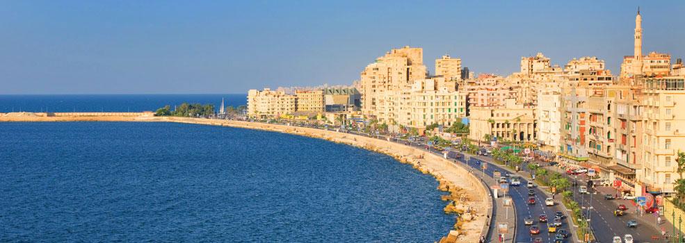 Backng Alexandria Egypt