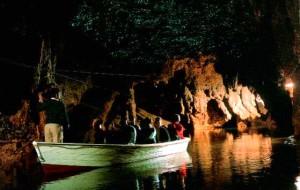 Backpacking Waitomo Caves