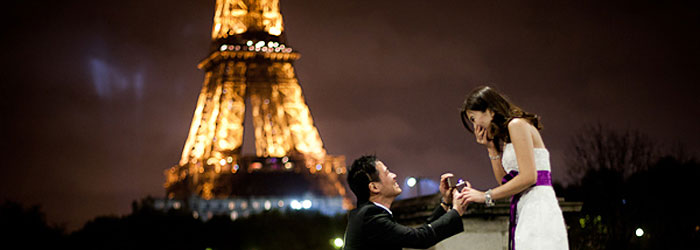Top 5 Most Romantic Places To Propose in the World