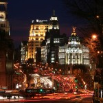 The Nightlife in Madrid
