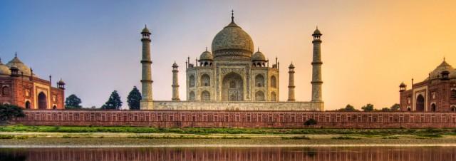 Backpacking the Taj Mahal