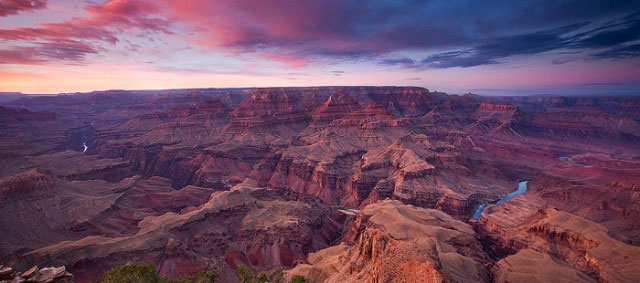 Backpacking the Grand Canyon