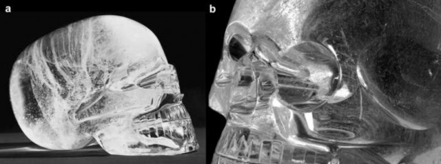 The Crystal Skulls of Mesoamerica