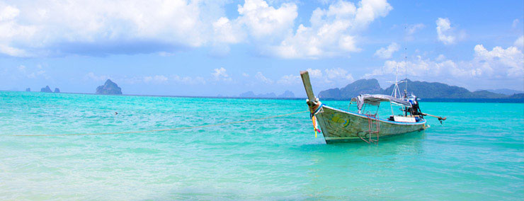 3 of Thailand's Most Beautiful Beaches