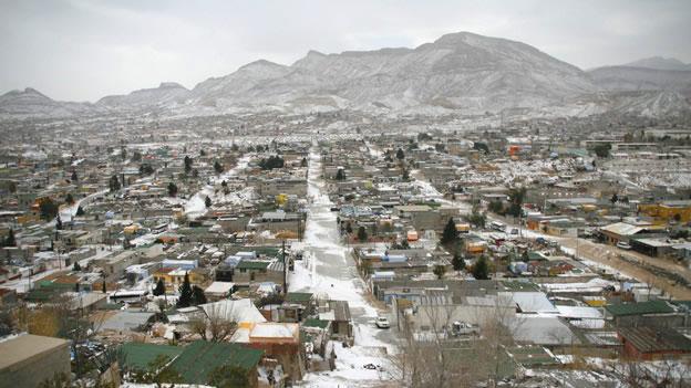 Backpacking Ciudad Juárez, Mexico