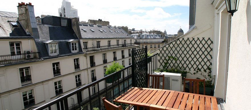 Hostels, Hotels and Apartments in Paris